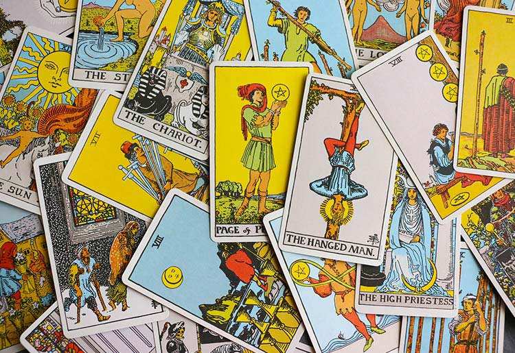 Cards of the Major Arcana