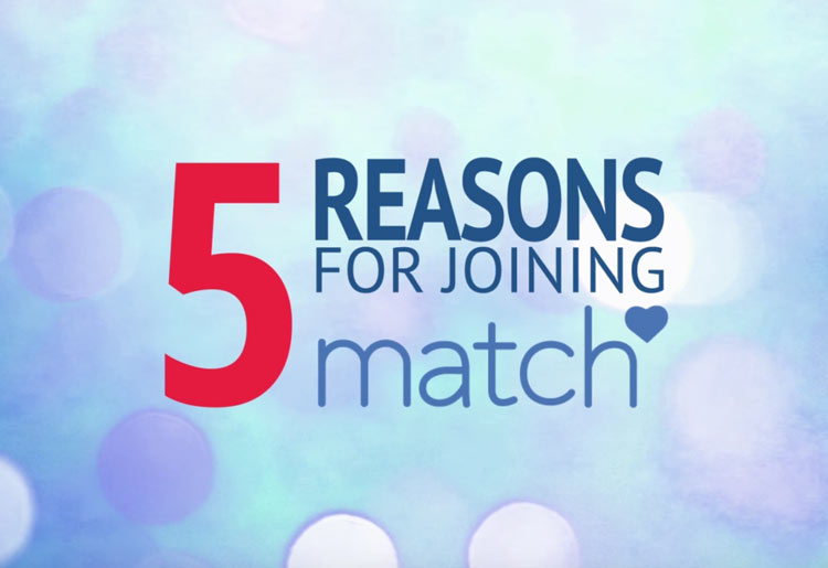 5 Reasons to Choose Match