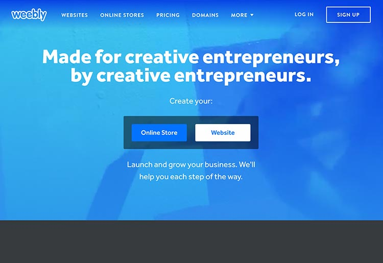 Wix website builder for small businesses