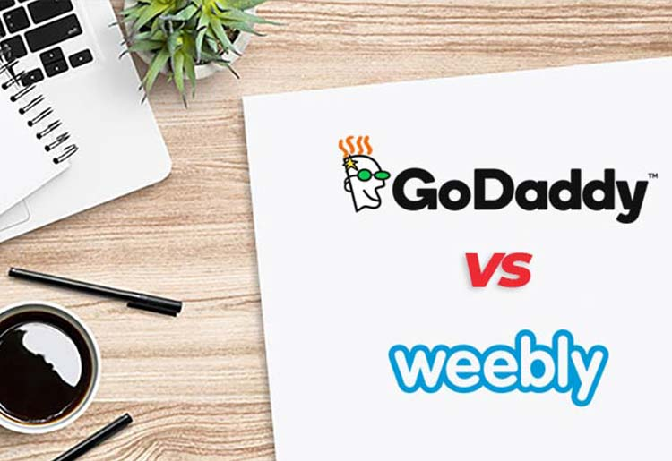GoDaddy vs Weebly: head-to-head comparison