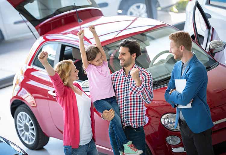 Learn all about how to buy a car online and drive away with your dream car in no time