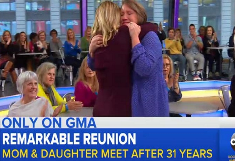 MyHeritage DNA Test Reunites Mother and Daughter After 31 Years