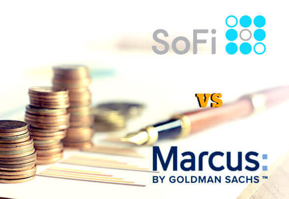 Personal Loan Brands Comparison: Marcus vs SoFi