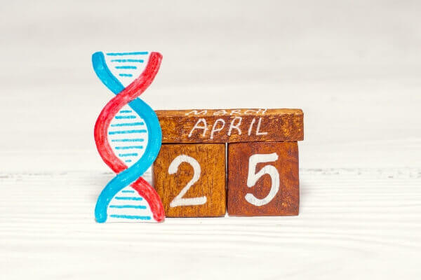 April 25th National DNA Day