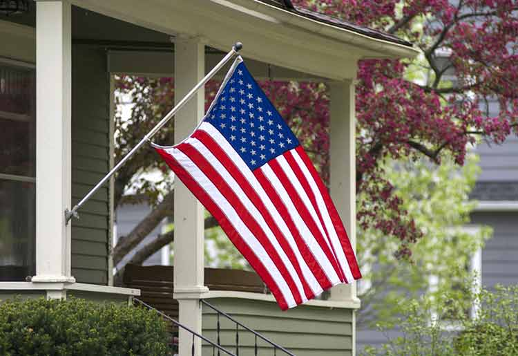 Helping military families buy homes