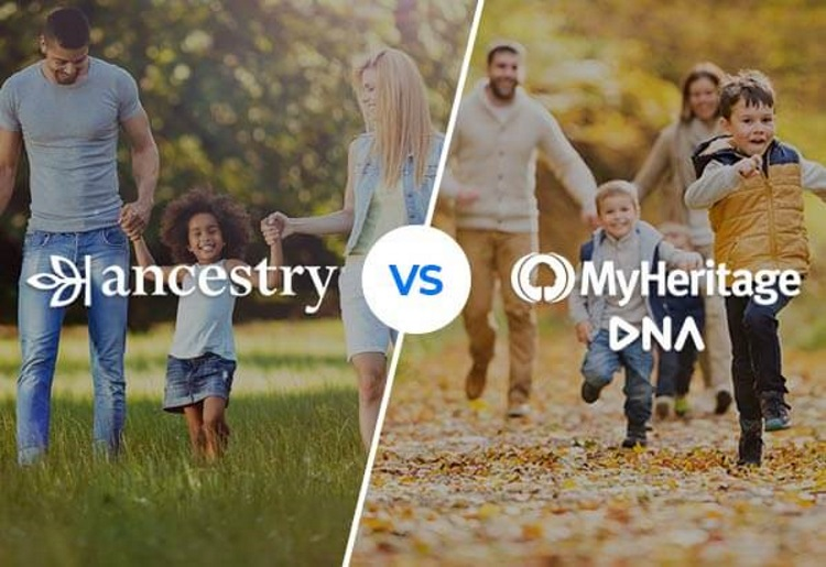 AncestryDNA vs. MyHeritageDNA - Which DNA Test is Better for You?