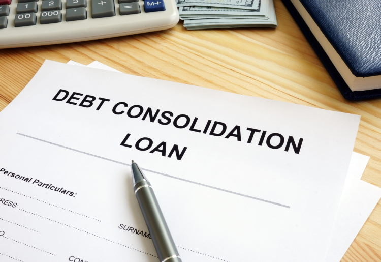 These Are the Top 5 Debt Consolidation Loans If You Have Bad Credit