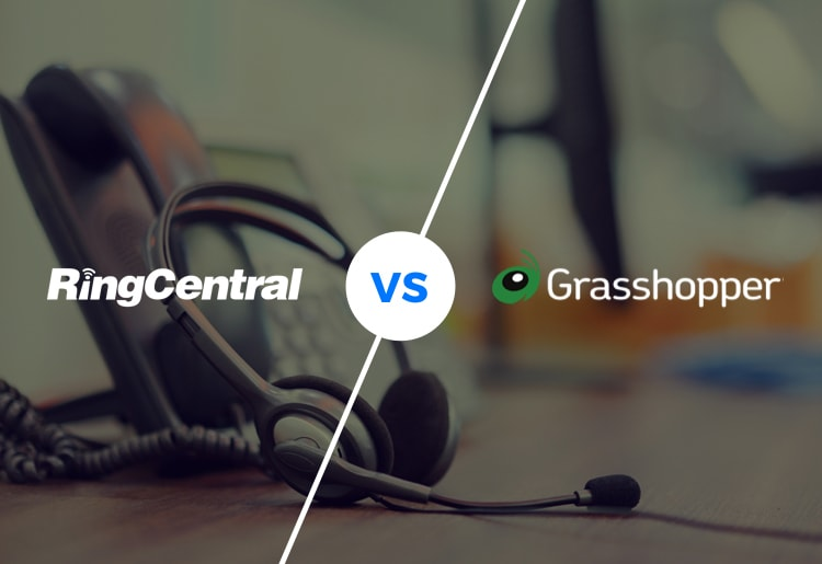 RingCentral vs. Grasshopper for Business VoIP