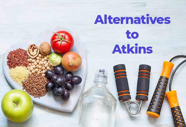 The Top 5 Alternatives to the Atkins Diet