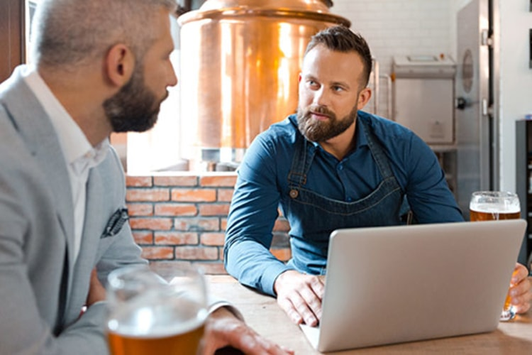 Beer brewers considering VoIP packages