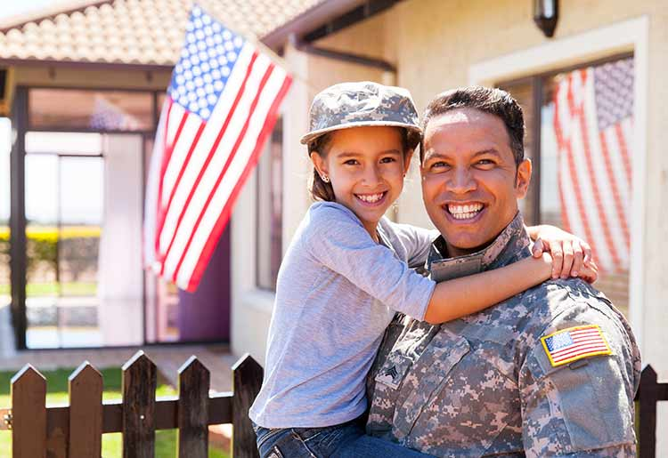 Enjoy Your Own Home With the Best Mortgages for Military Personnel