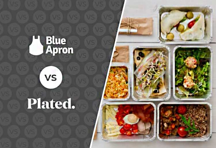 Plated vs Blue Apron