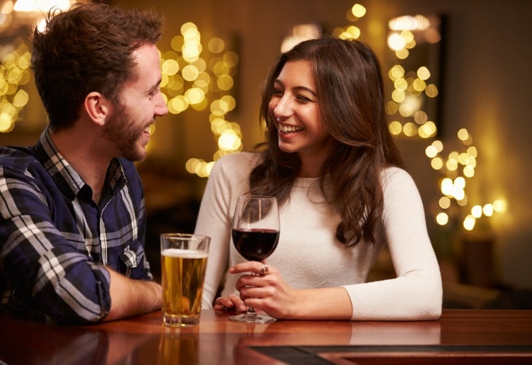 Guide to drinking on a date