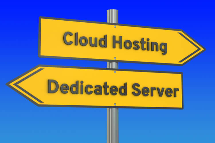 How Do Dedicated vs. Cloud Hosting Solutions Compare?