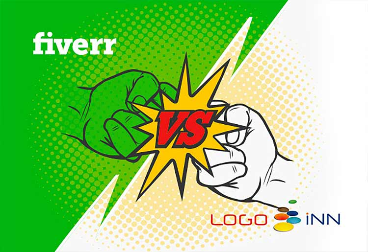 Fiverr vs. Logoinn