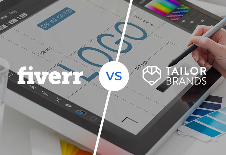 Fiverr vs. Tailor Brands: Which Logo Design Firm is Right for Your Business?