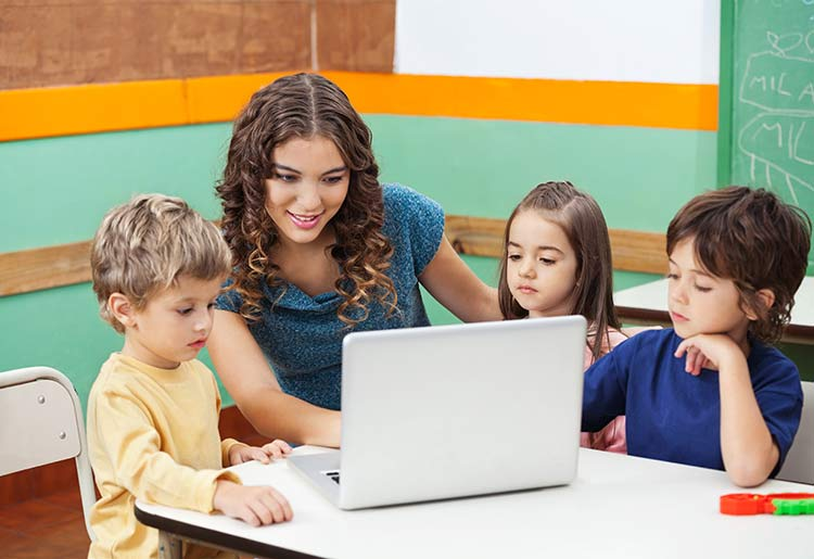 Websites for Daycare