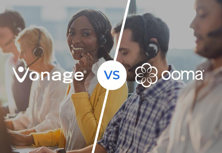 Ooma vs. Vonage