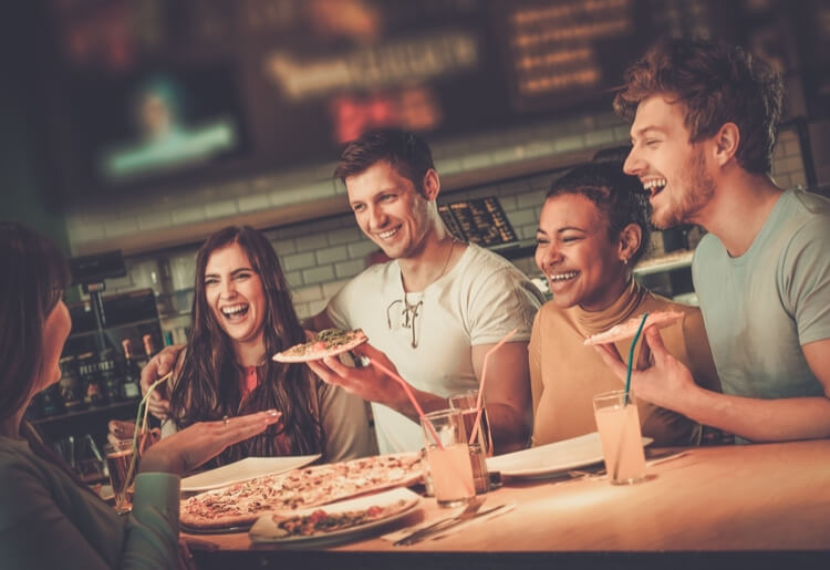 Pizza restaurants can benefit from specific POS systems
