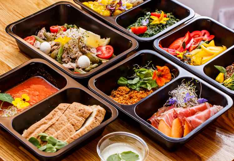 What is the top Prepared Meal Delivery Service?