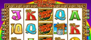 Getting lucky with Rainbow Riches on Casumo