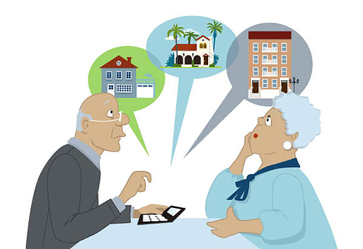 What can you do with a reverse mortgage?