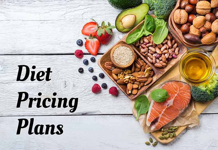 Diet pricing plans