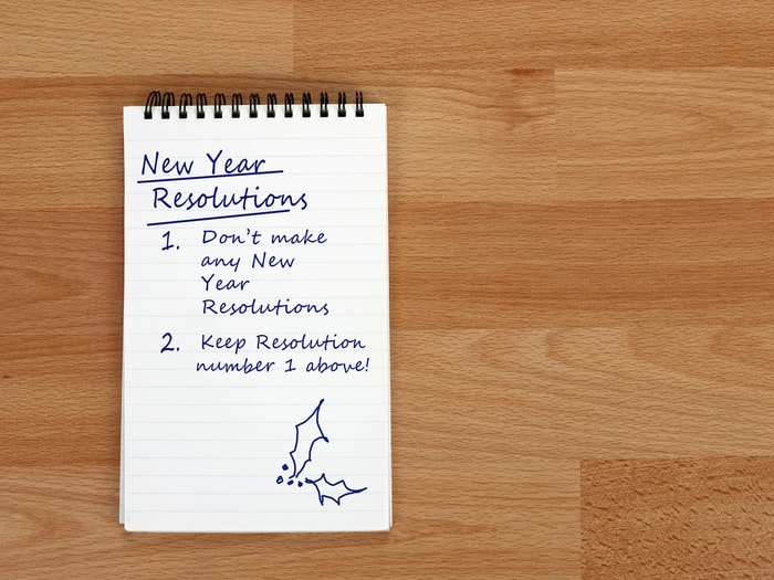 Why New Year's Resolutions Are Outdated