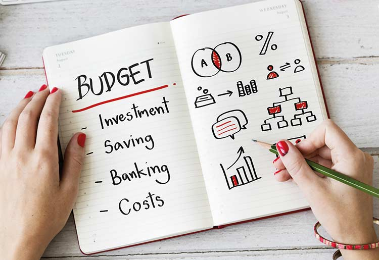 Take the time now to make a proper budget and you'll reap the rewards in the future