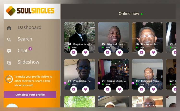 Dating websiteblack singles