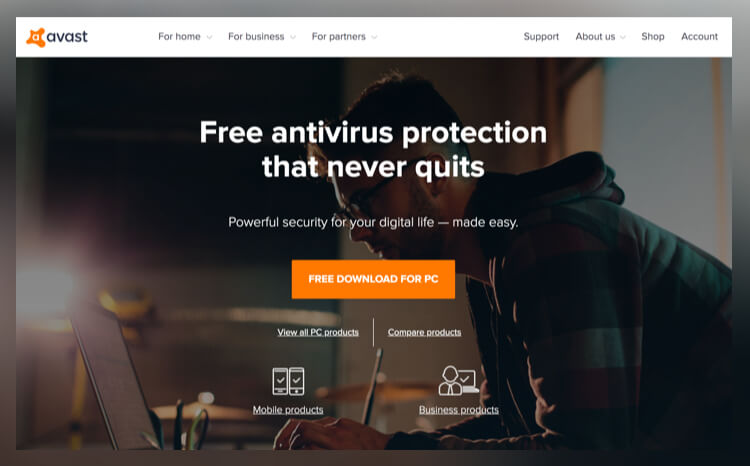 Avast Best VPN Services of 2019