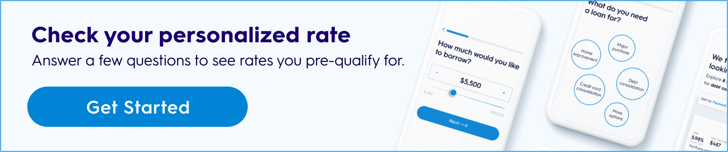 Check your personalized rates