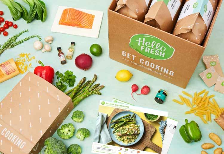 HelloFresh meal kit