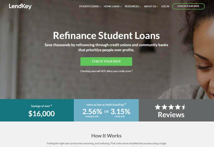 LendKey local and loyal lending