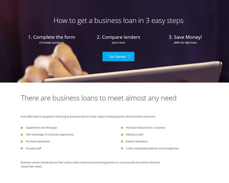 LendingTree How to Get a Loan