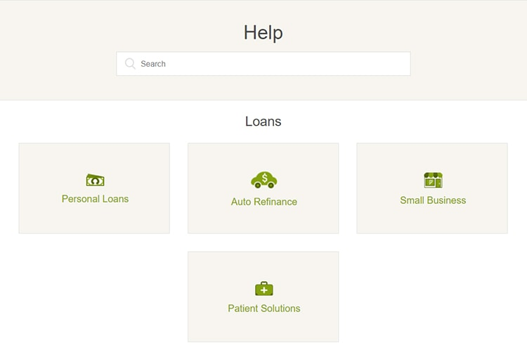 Lending Club Help & Support