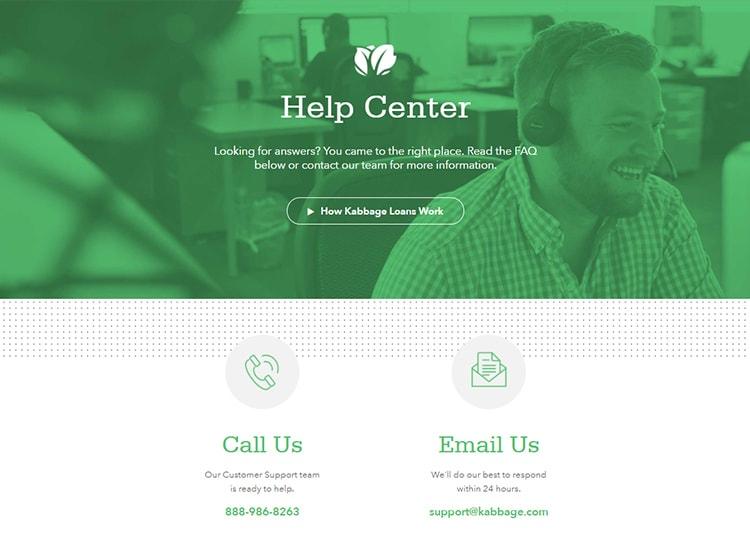 Kabbage Help Center