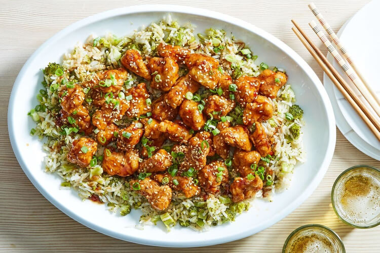 Martha & Marley Spoon kid-friendly Chinese-style meals