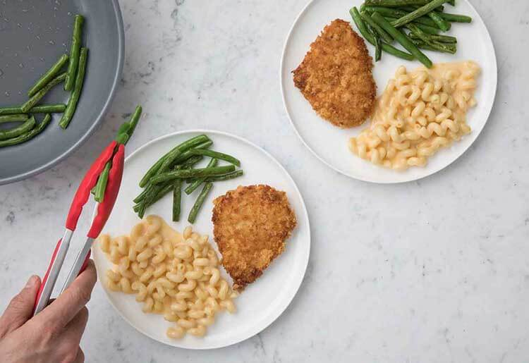 Chick-fil-A crispy dijon chicken meal kit