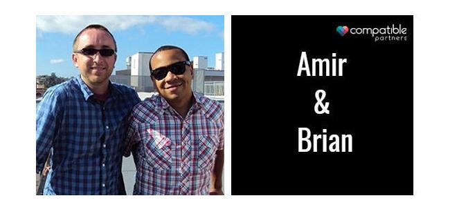 Amir & Brian