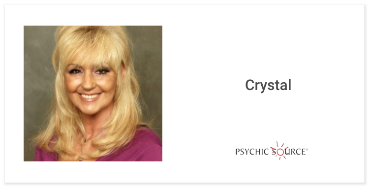 Crystal, pet psychic