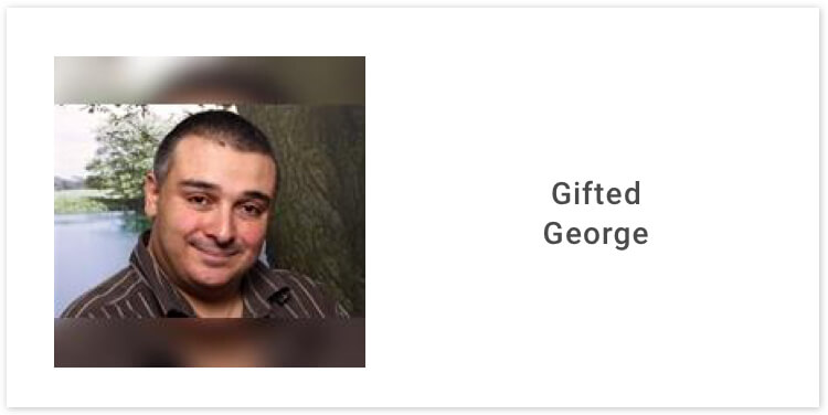 Gifted George