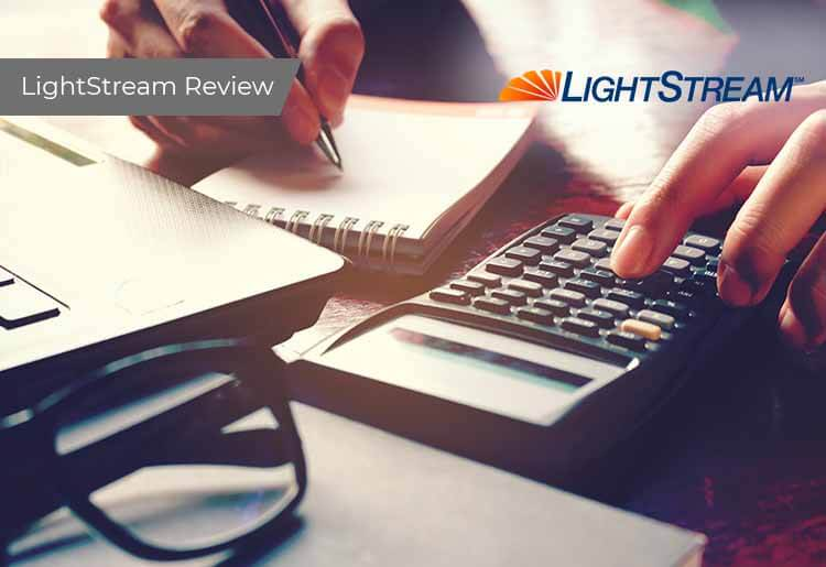 With same day funding and no origination fee, LightStream is a perfect option for borrowers with good credit score