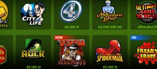 Online Slots Types
