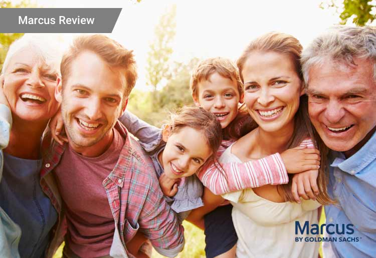 Marcus can give you and your family the financial security you're looking for