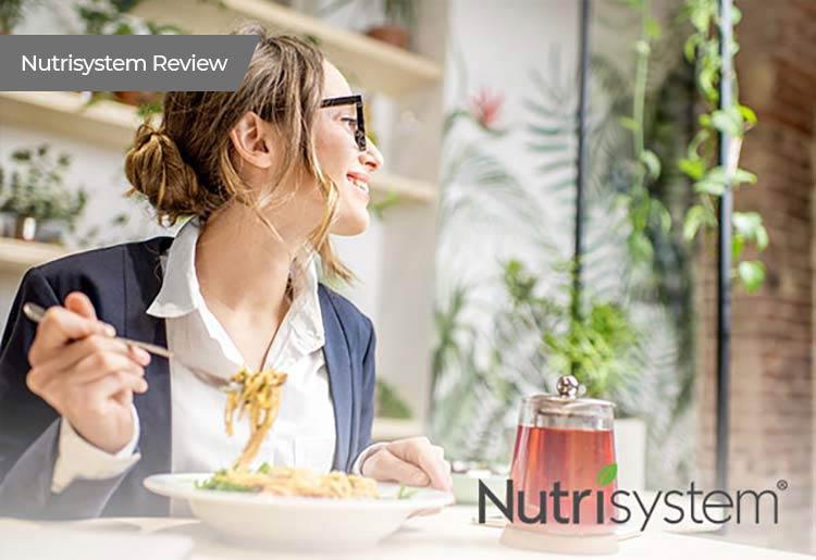Nutrisystem Diet Plan Review
