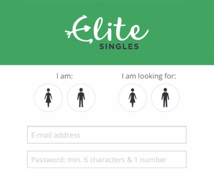 Top 5 apps like Grindr: EliteSingles signup