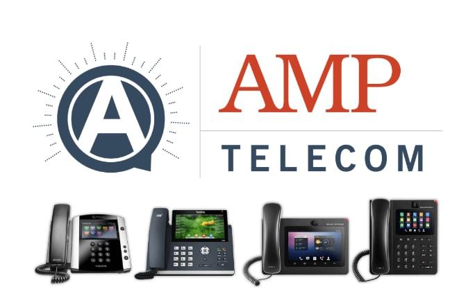 AMP Telecom equipment