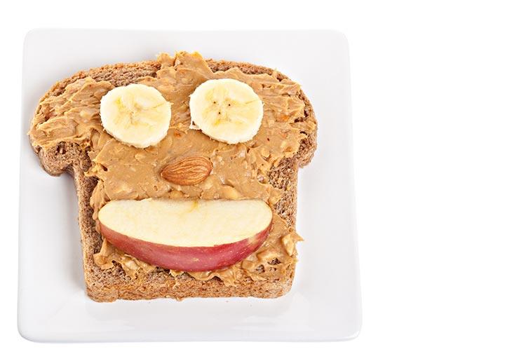 PBX peanut butter