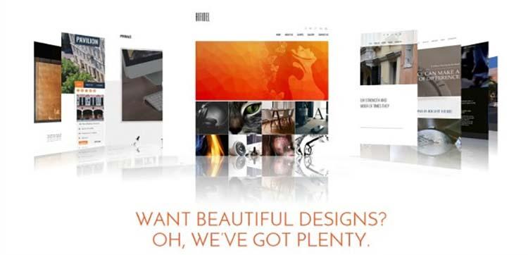 Boldgrid website